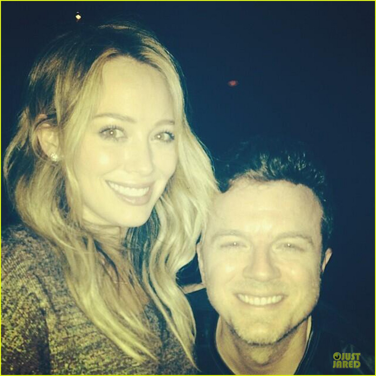 hilary duff ive known jojo wright since i was a baybay 05