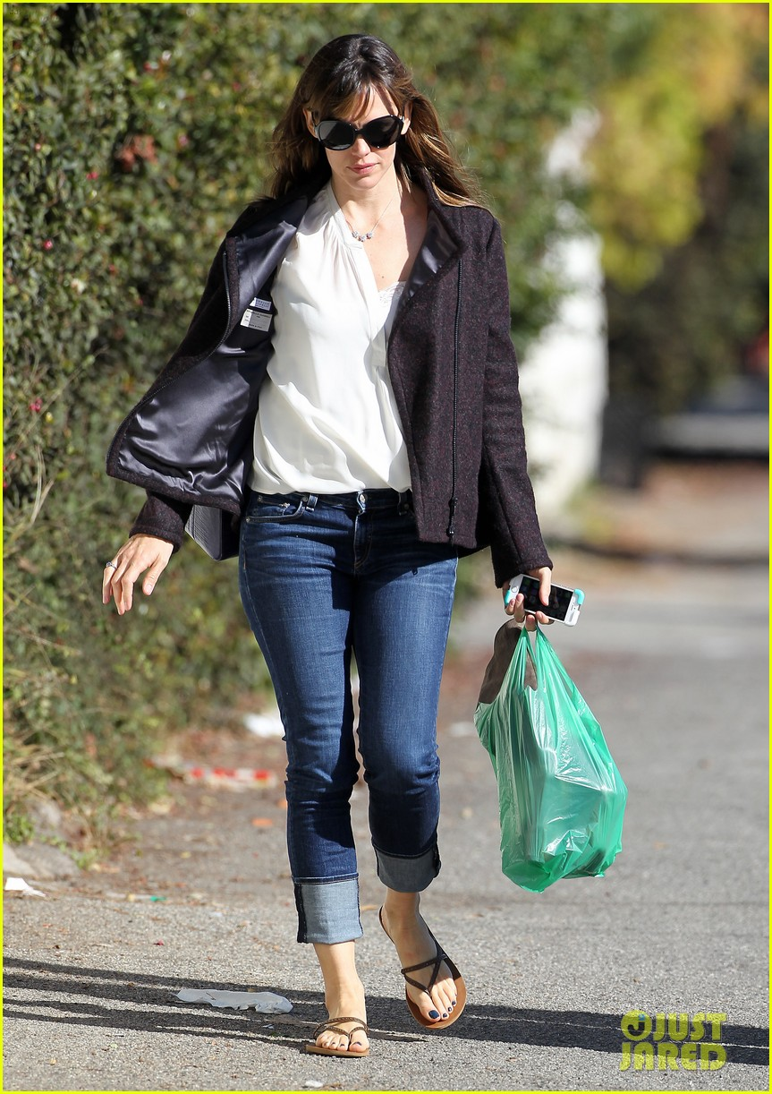 jennifer garner ben affleck wednesday morning breakfast 16