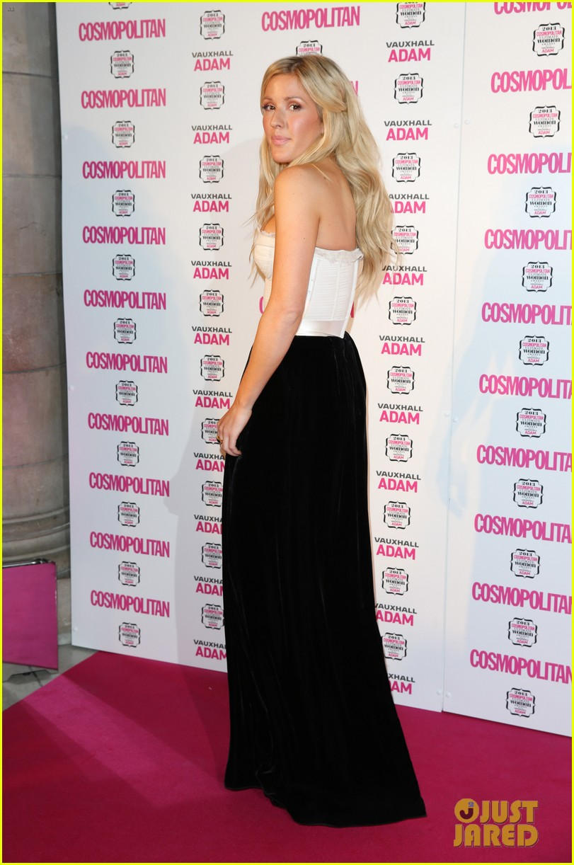 ellie goulding nicole scherzinger cosmos ultimate women of the year awards 053006031