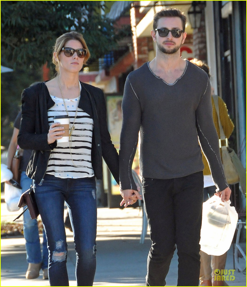 ashley greene paul khoury romancing the bean date 153012094