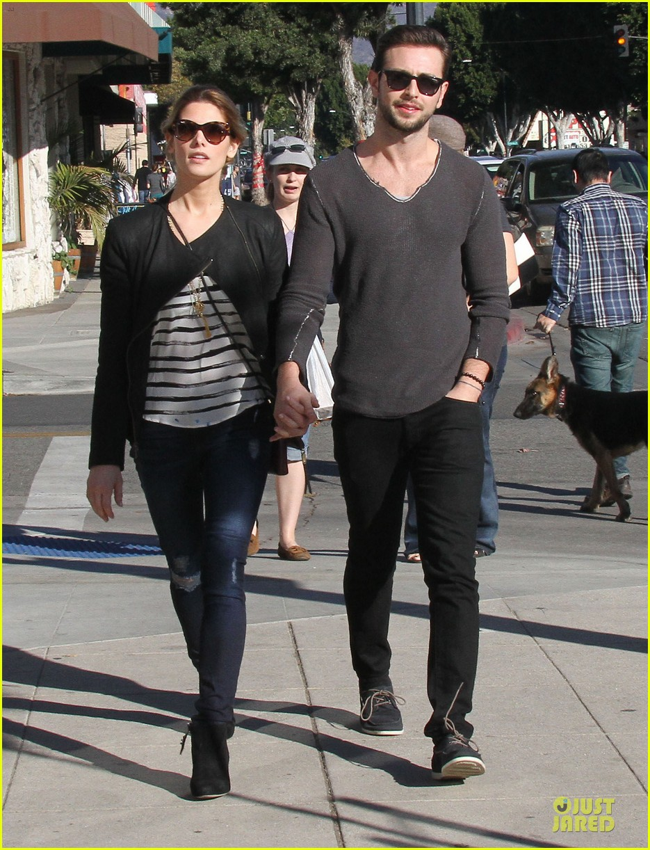 ashley greene paul khoury romancing the bean date 22