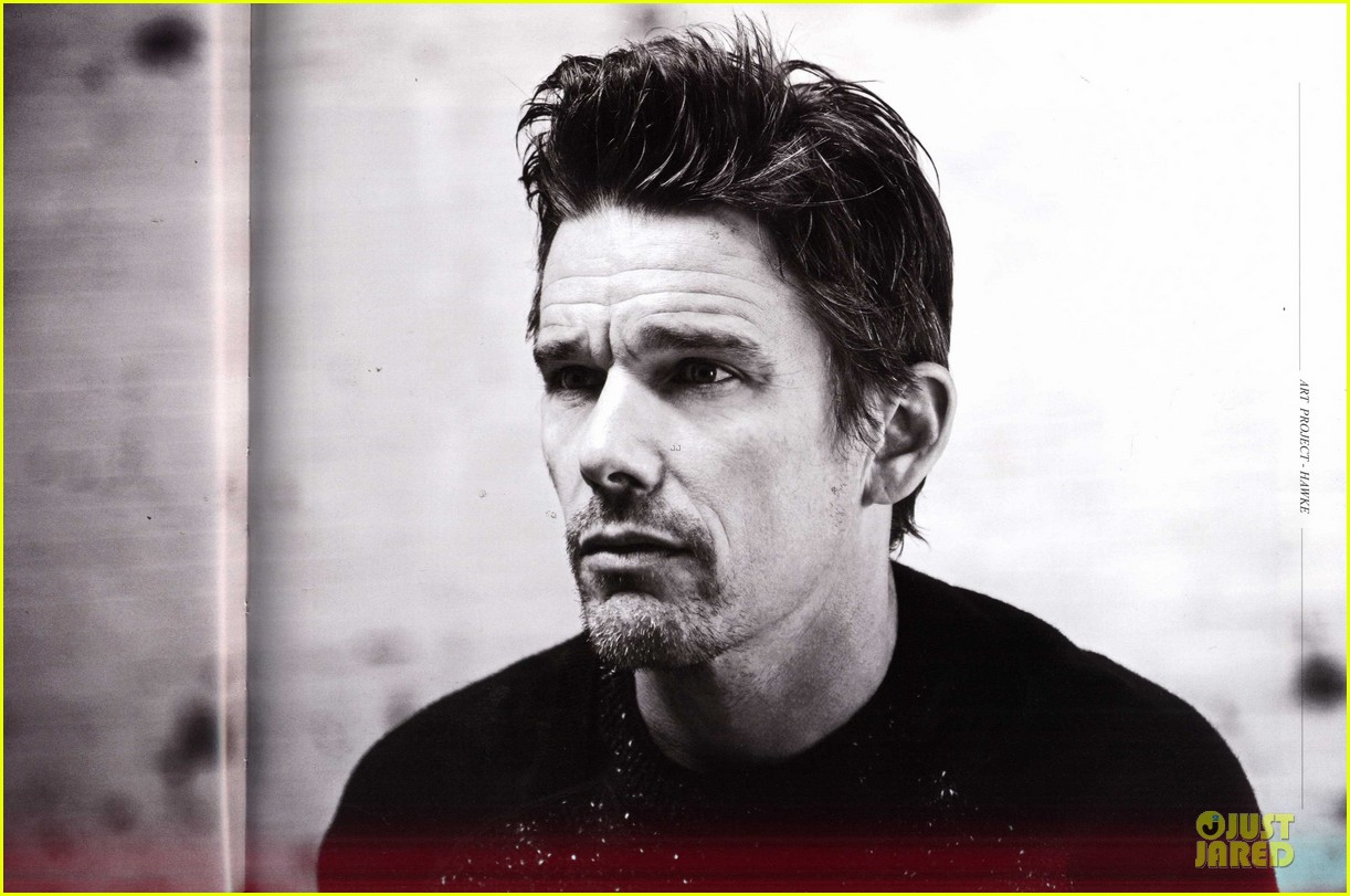 ethan hawke covers untitled project magazine 10