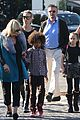 heidi klum sunday lunch with her parents kids 17