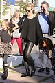 heidi klum sunday lunch with her parents kids 26