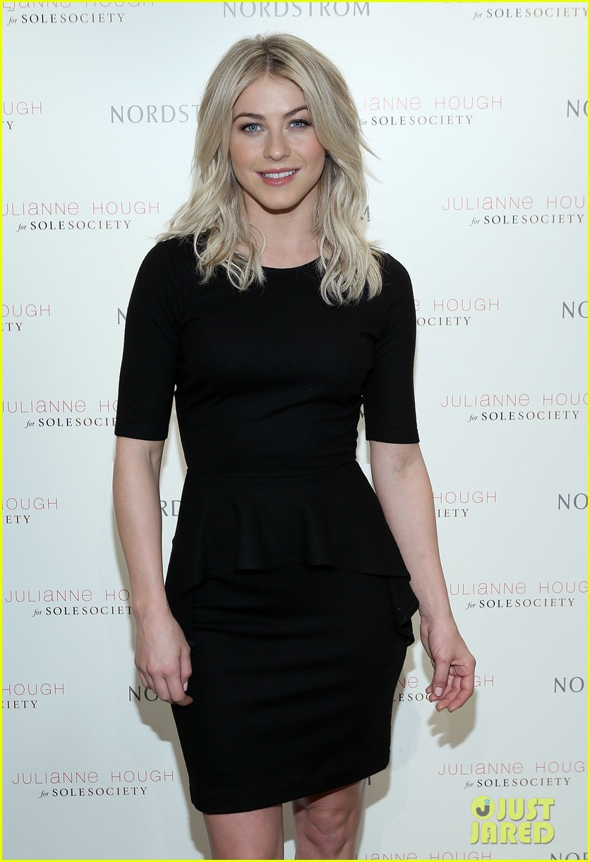 julianne hough sole society shoe collection launch 09