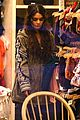 vanessa hudgens last minute holiday shopping at pet store 04