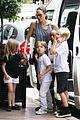 angelina jolie goes book shopping with the kids in sydney 09