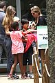 angelina jolie brad pitt visit the zoo with all six kids 49