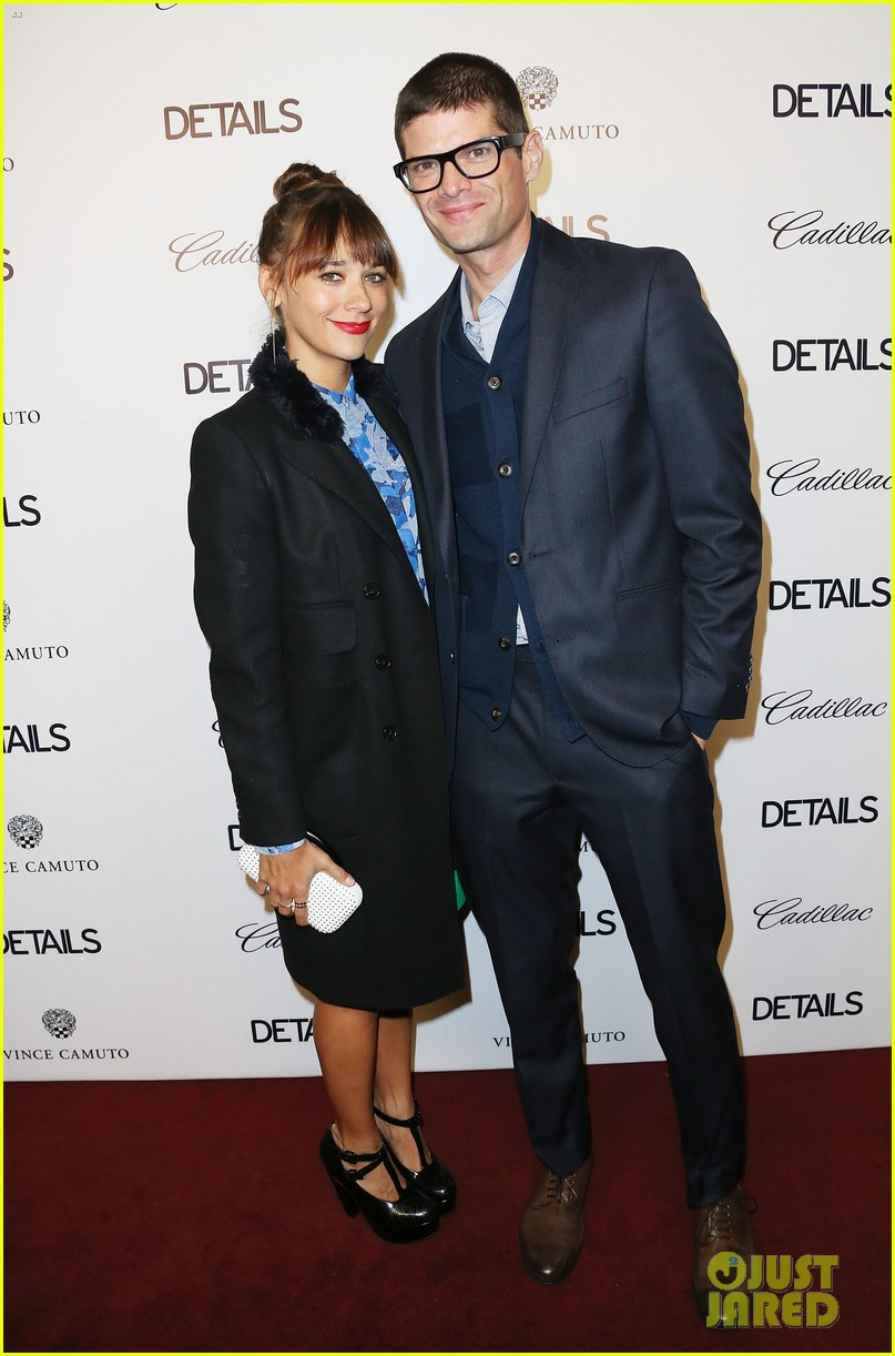 rashida jones matthew morrison hollywood mavericks 2013 213006264