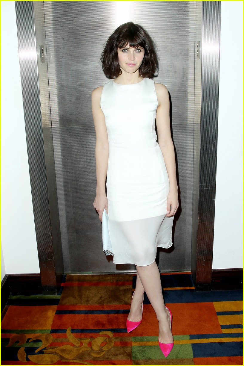 felicity jones ralph fiennes invisible woman nyc screening 06