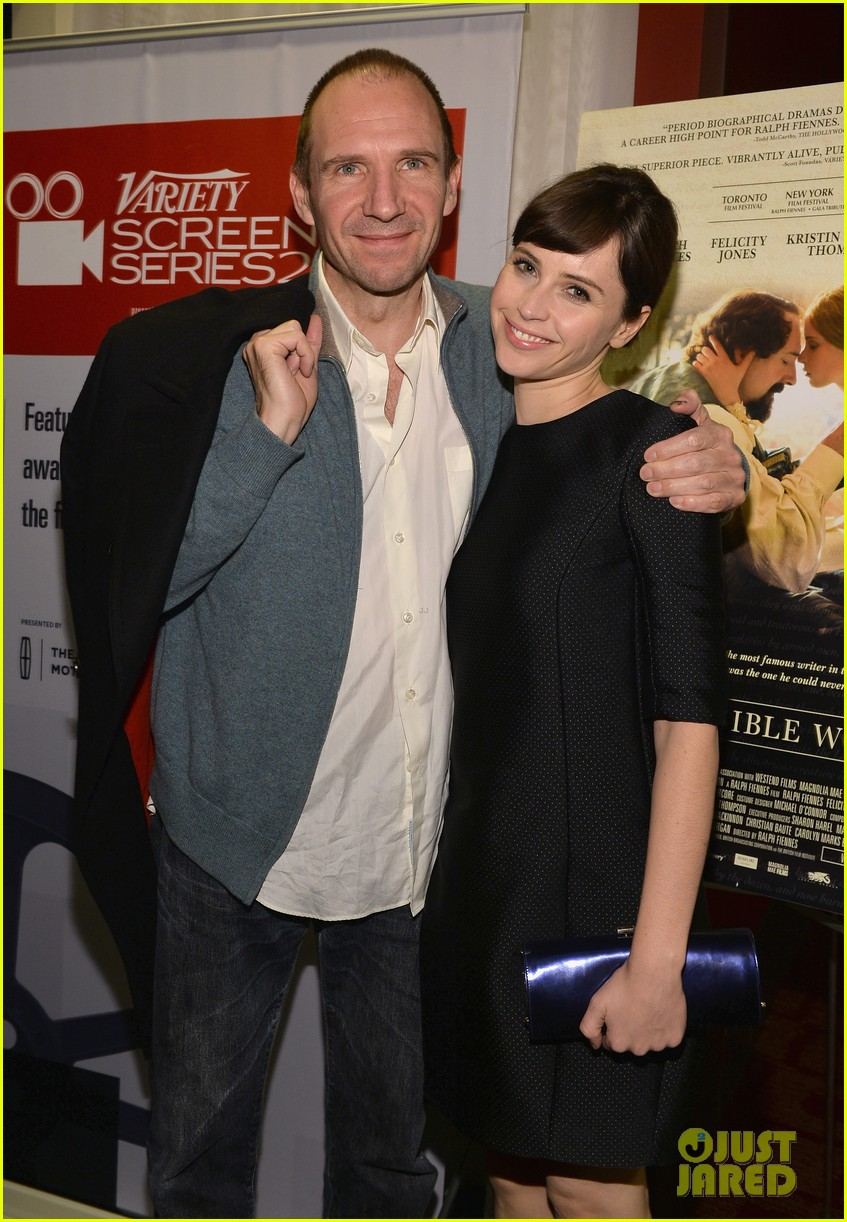 felicity jones invisible women variety screening 163004851