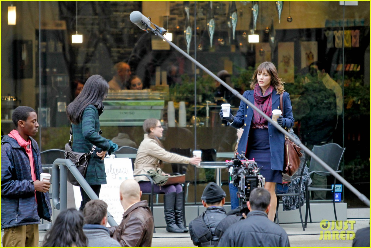katharine mcphee goofs with fellow actress for in my dreams 12