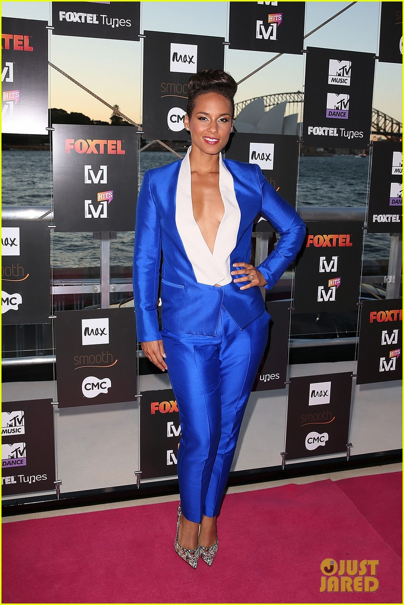 alicia keys foxtels music channels summer launch 013004266