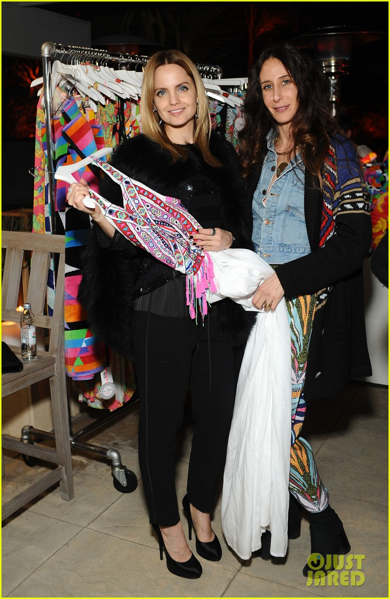 jaime king rashida jones a parker party 013009623