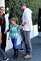 heidi klum post thanksgiving lunch with the kids 11
