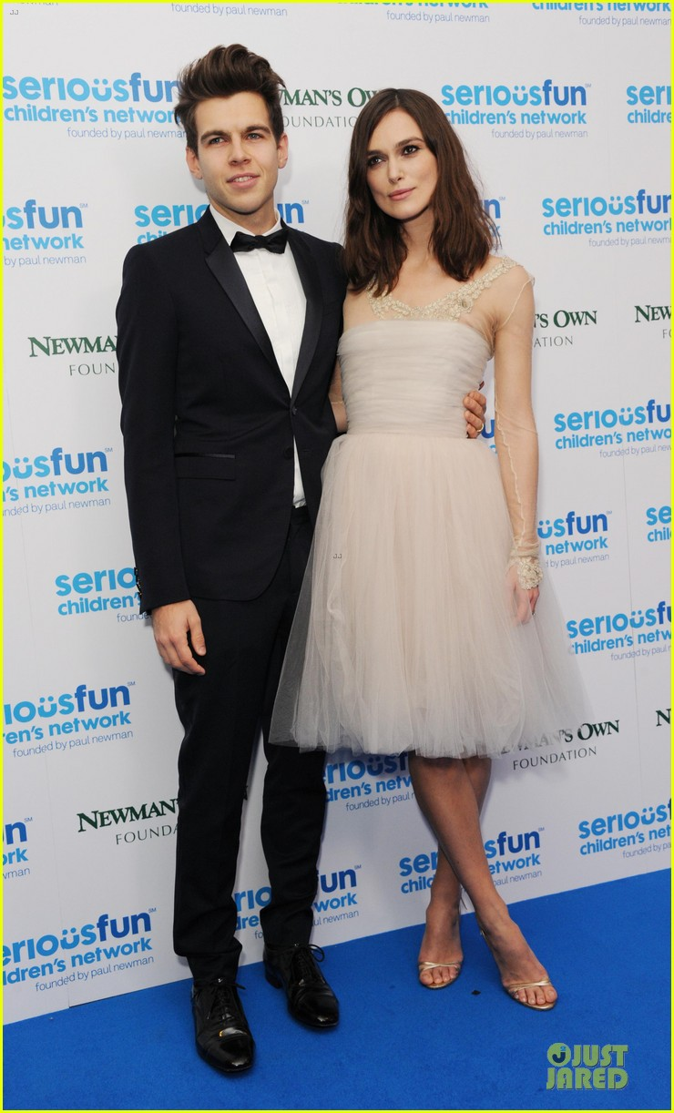 keira knightley james righton serious fun london gala 03
