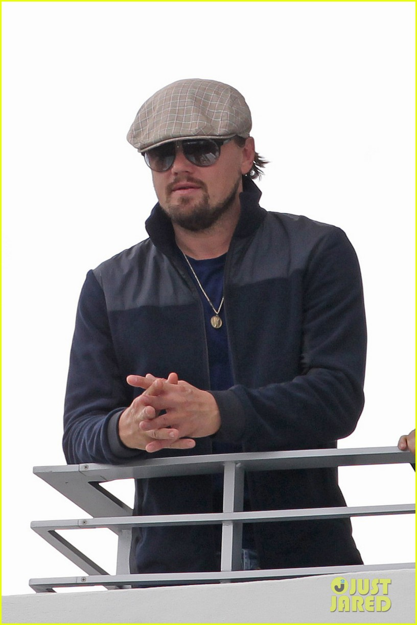 leonardo dicaprio takes in sights in miami 02