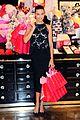 adriana lima victorias secret bond street store photo call 03