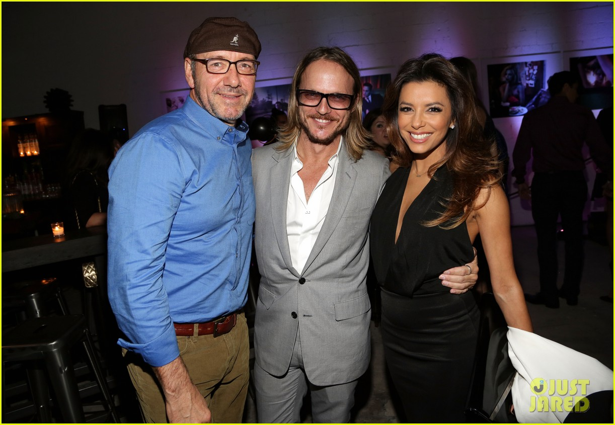 eva longoria kevin spacey moments in motion exhibit 10