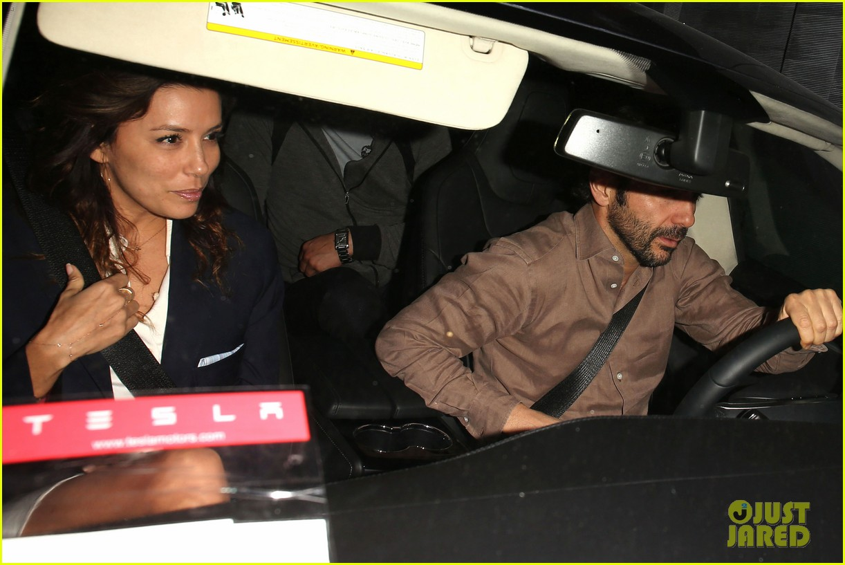 eva longoria nobu date night with jose antonio baston 11