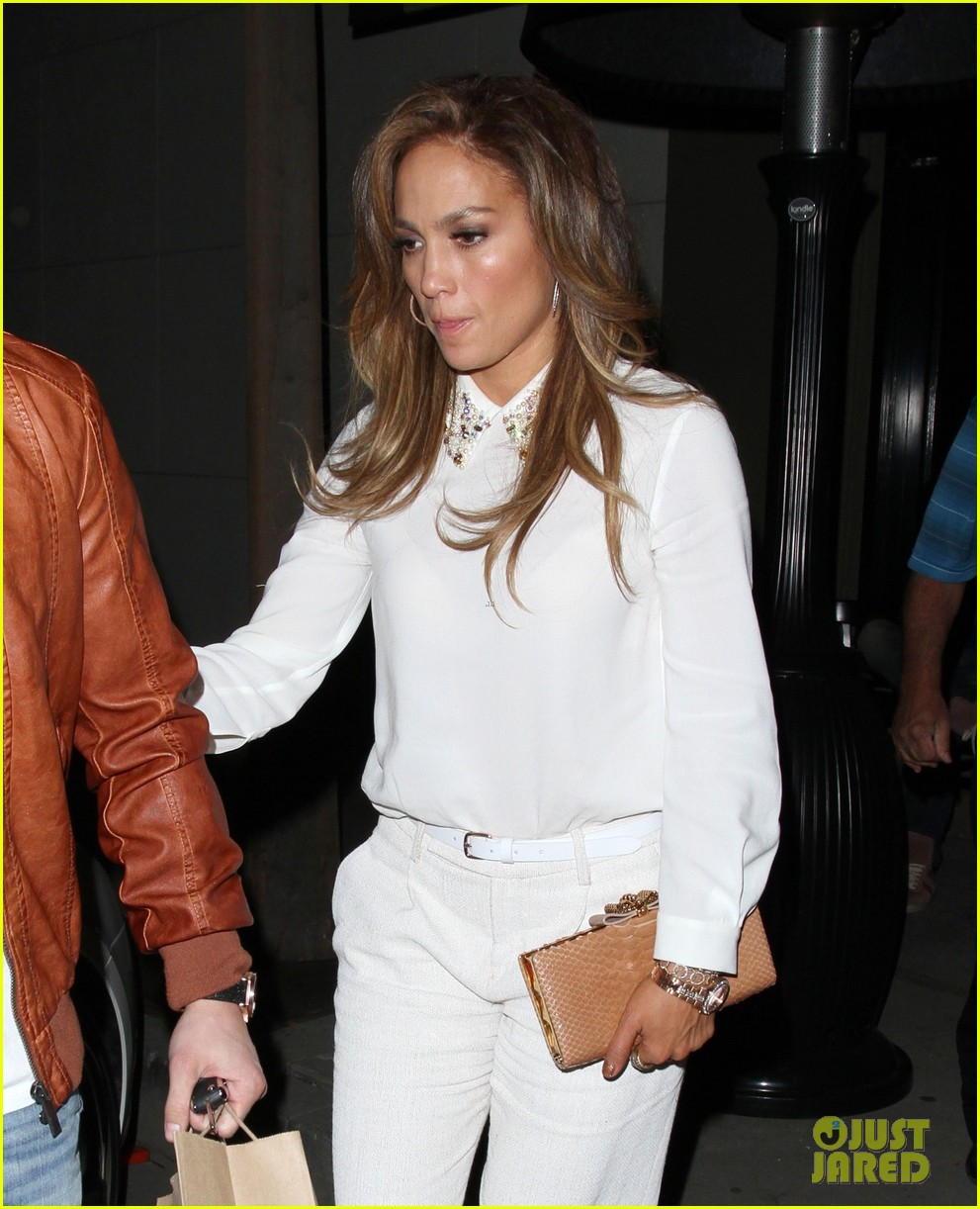 jennifer lopez casper smart craigs dinner date 09