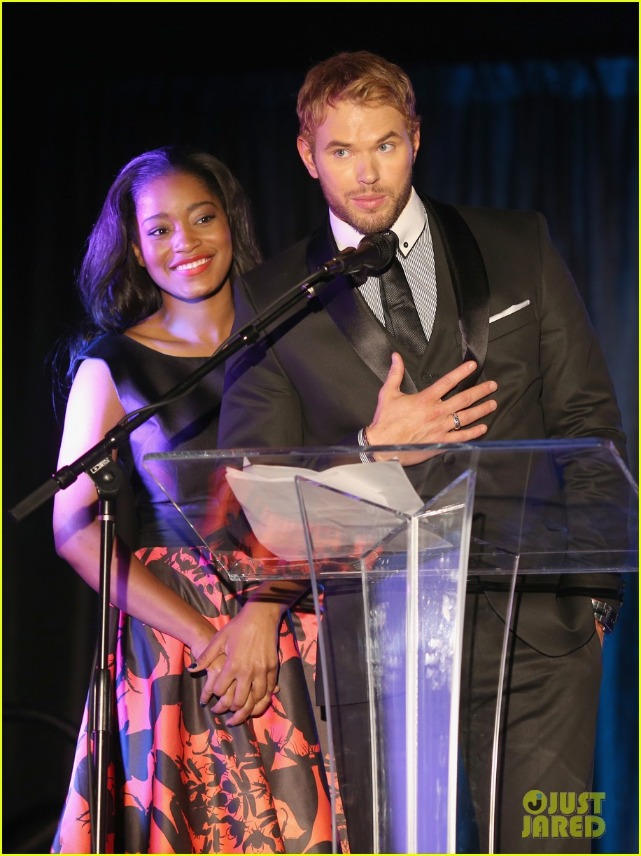 kellan lutz saving innocence gala with keke palmer 02