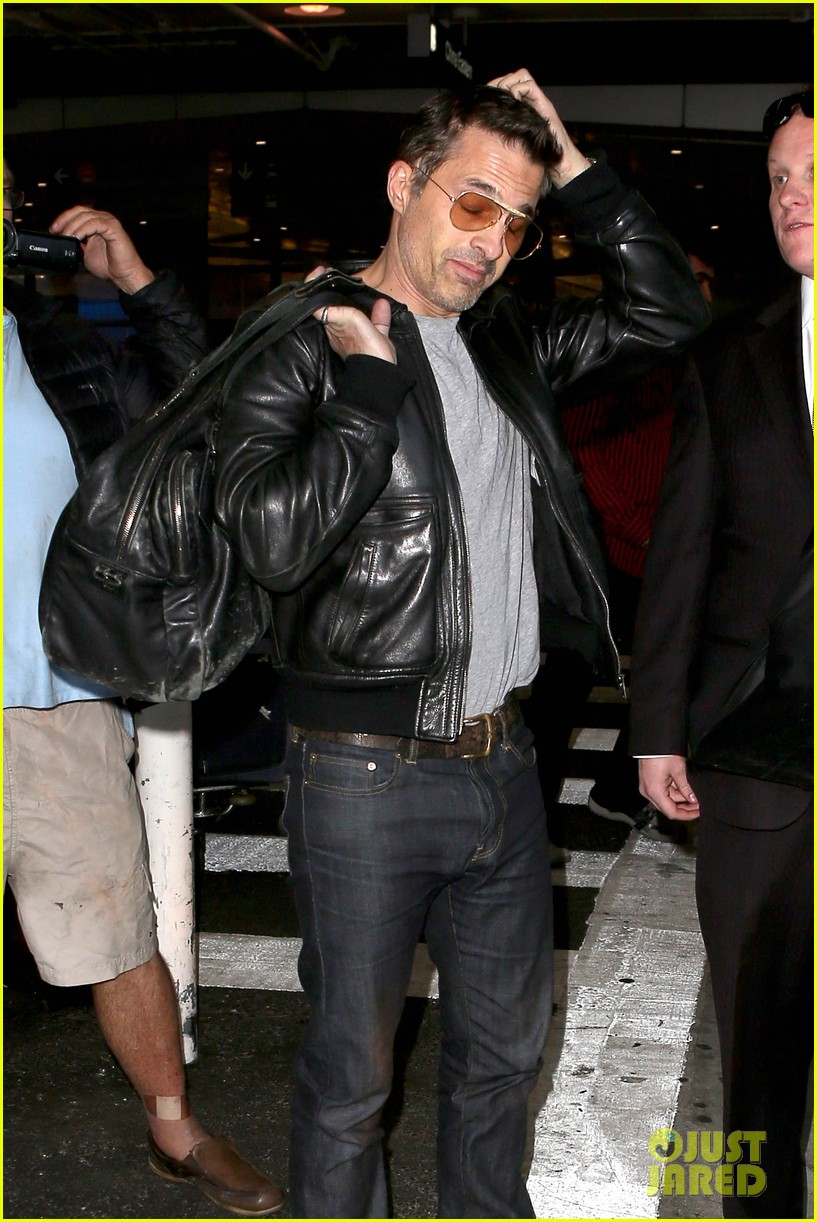 olivier martinez back in the states after promoting physician 043016493