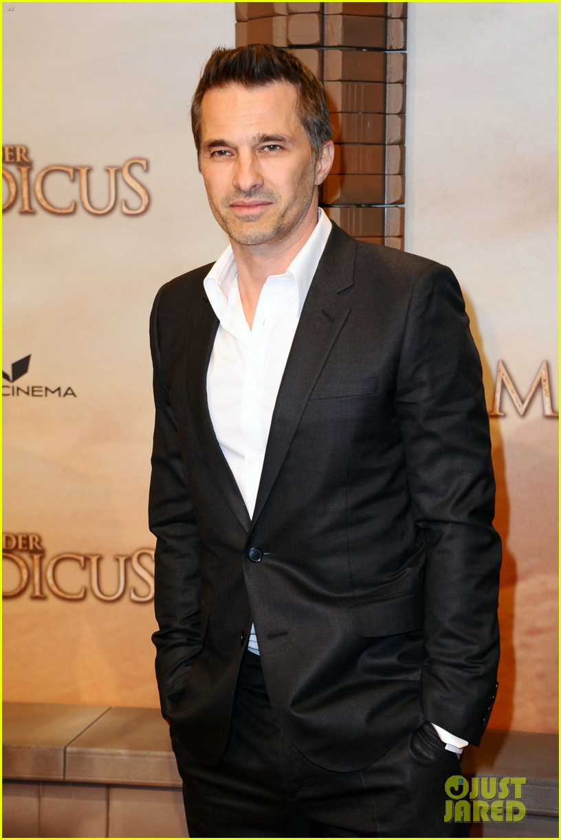 olivier martinez the physician german premiere 12