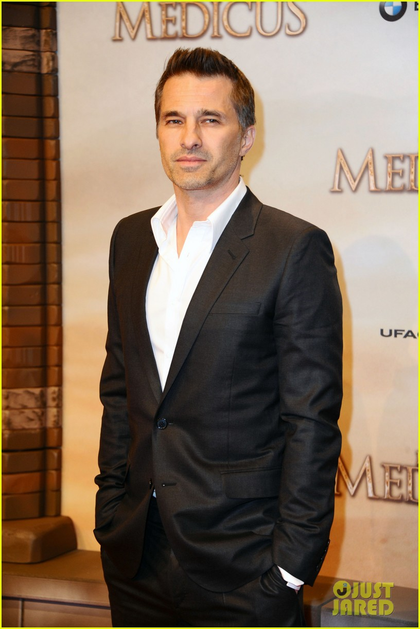 olivier martinez the physician german premiere 15