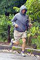 matthew mcconaughey braves the rain for a run in brazil 07