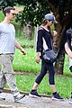 matthew mcconaughey family zoo trip in brazil 03