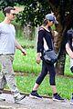 matthew mcconaughey family zoo trip in brazil 03