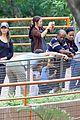 matthew mcconaughey family zoo trip in brazil 05