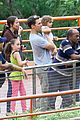 matthew mcconaughey family zoo trip in brazil 16