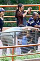 matthew mcconaughey family zoo trip in brazil 18