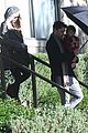 megan fox brian austin green rainy day lunch with noah 16
