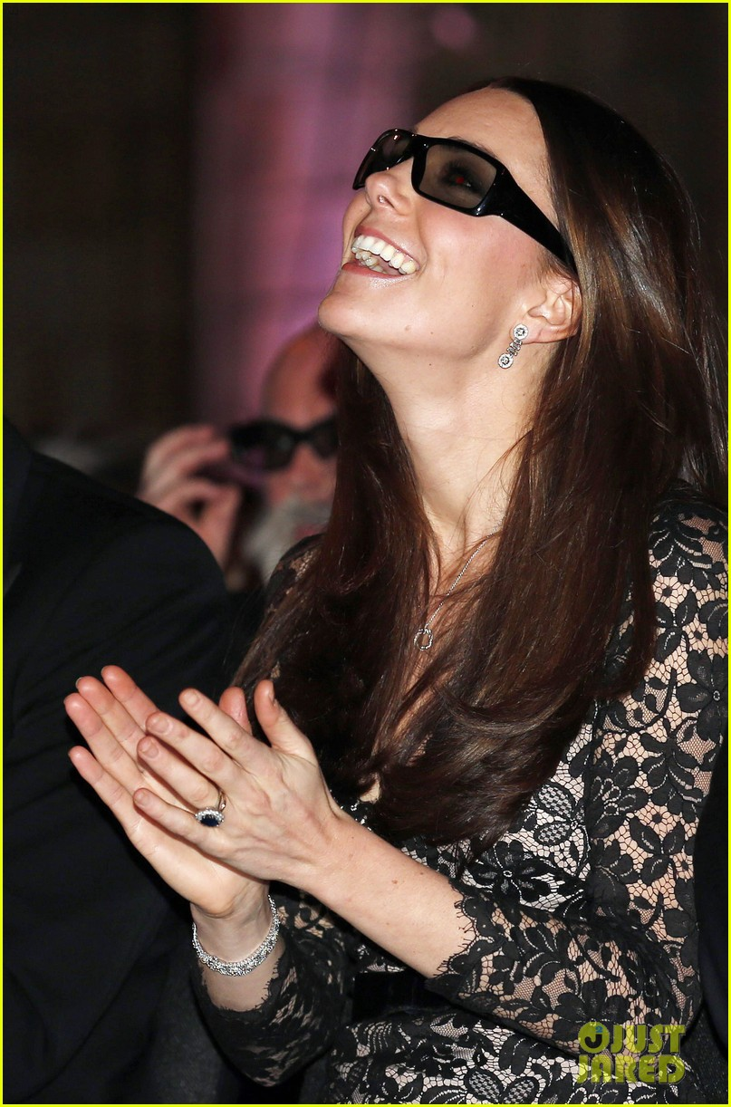 kate middleton prince william glam up for 3d movie premiere 02