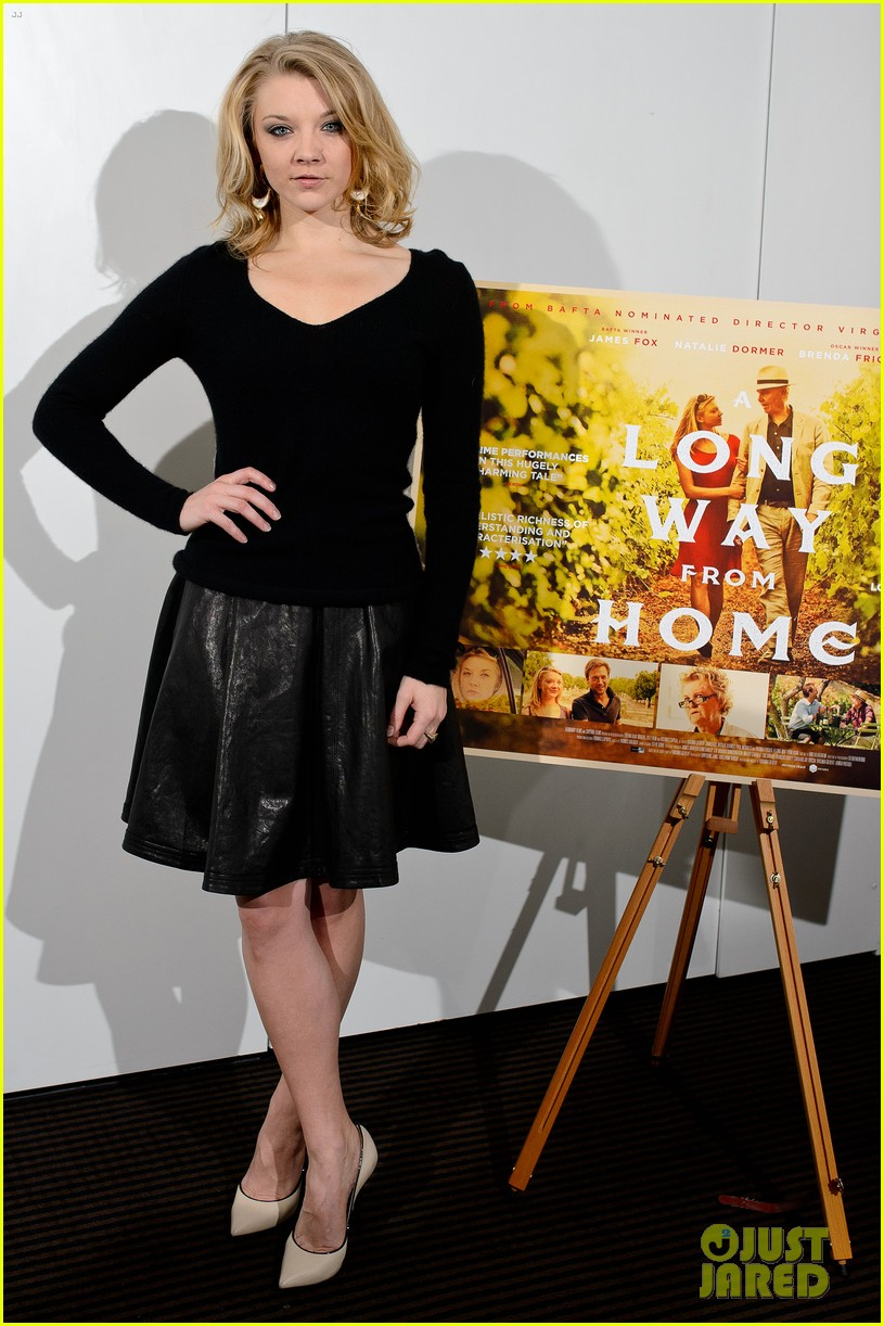 natalie dormer a long way home bafta screening 04
