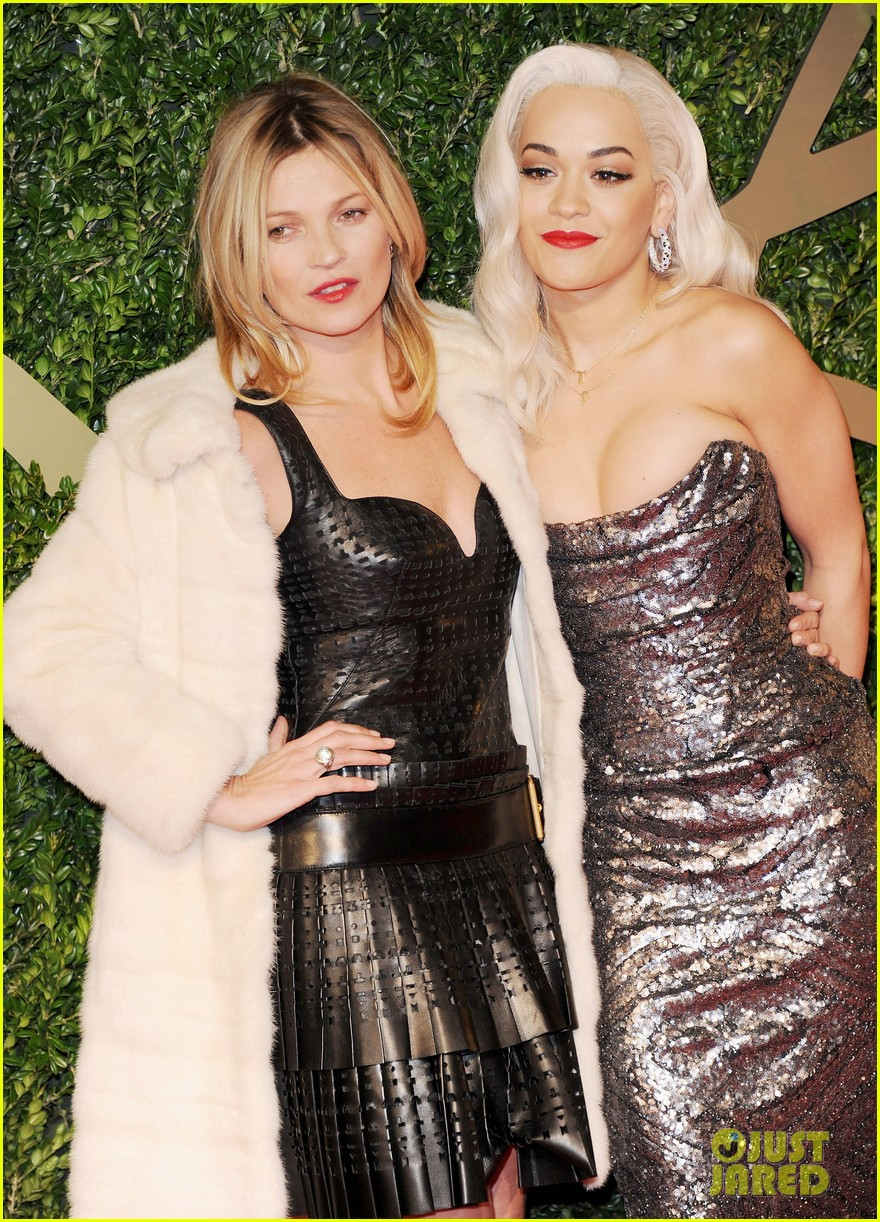 rita ora kate moss british fashion awards 2013 07