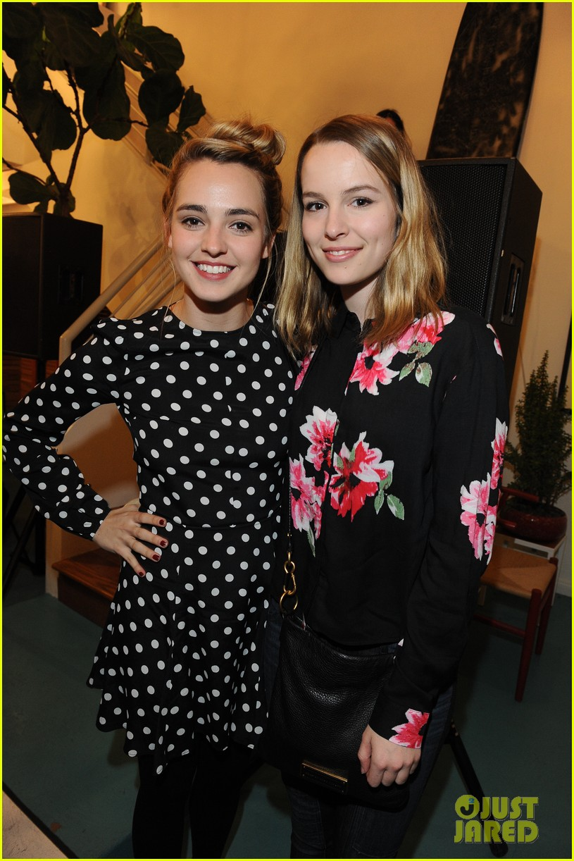 ahna oreilly bridgit mendler citizens of humanity event 07