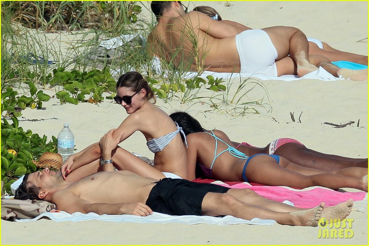 olivia palermo johannes huebl st barts beach vacation 11