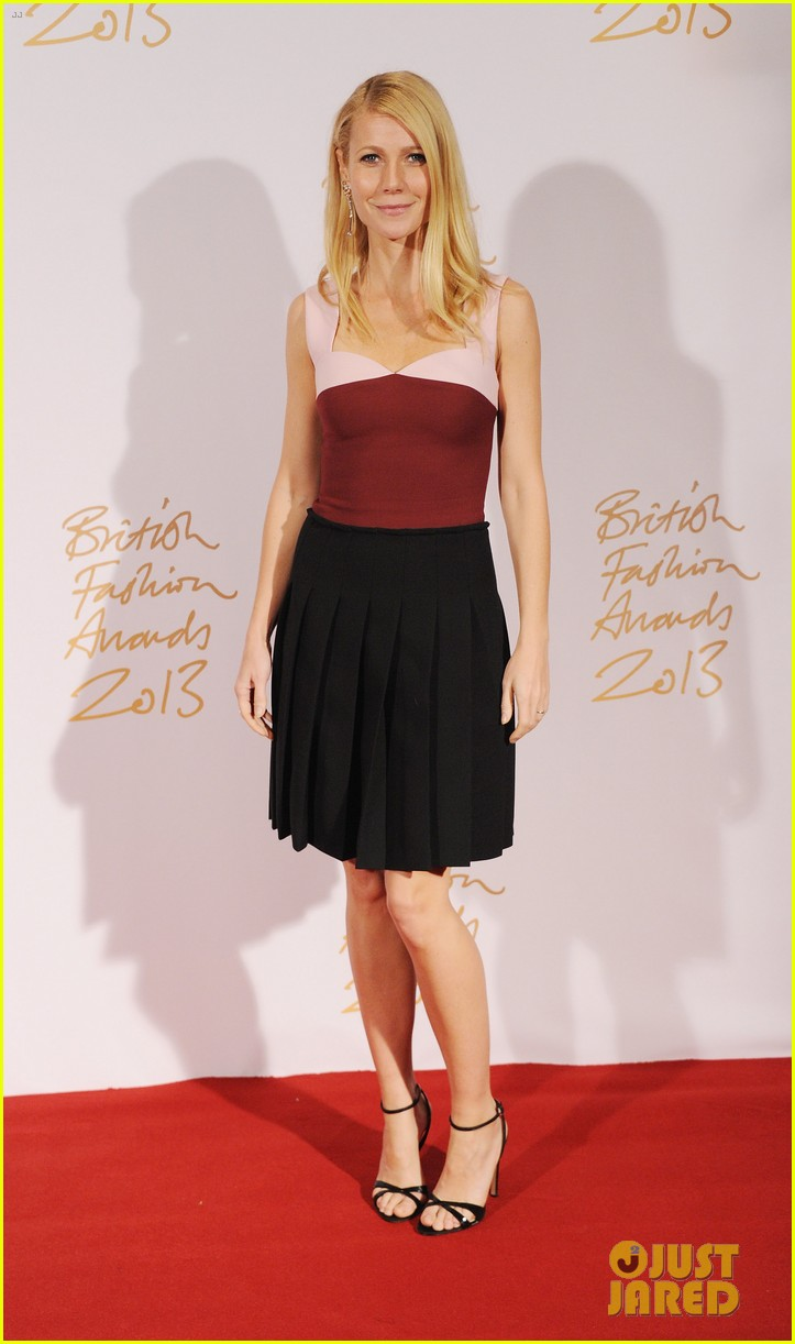 gwyneth paltrow british fashion awards 2013 01