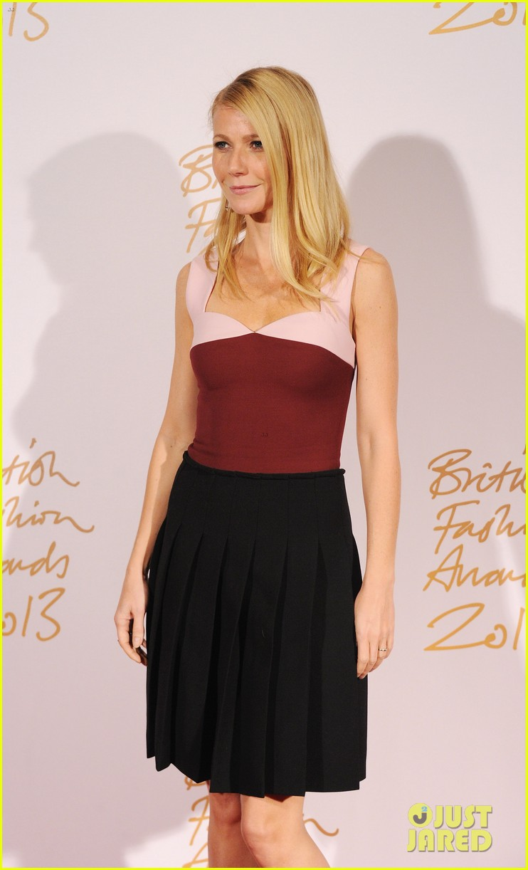 gwyneth paltrow british fashion awards 2013 04