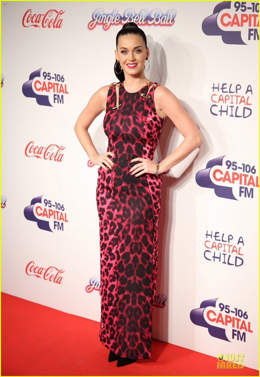 katy perry capital fm jingle bell ball 2013 09