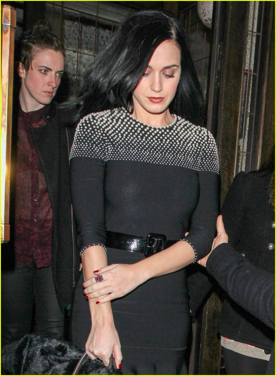 katy perry restaurant 34 dinner with ellie goulding 093008664