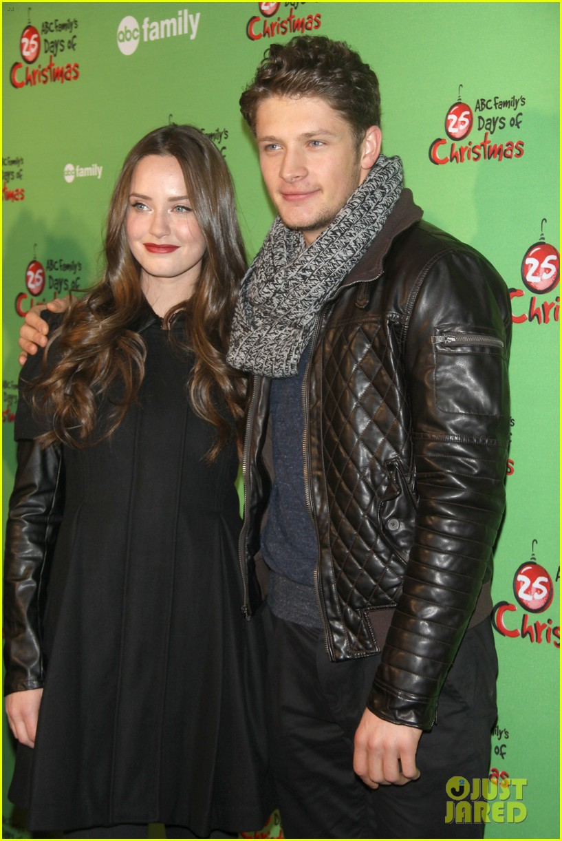 sasha pieterse keegan allen 25 days of christmas winter wonderland 073008242