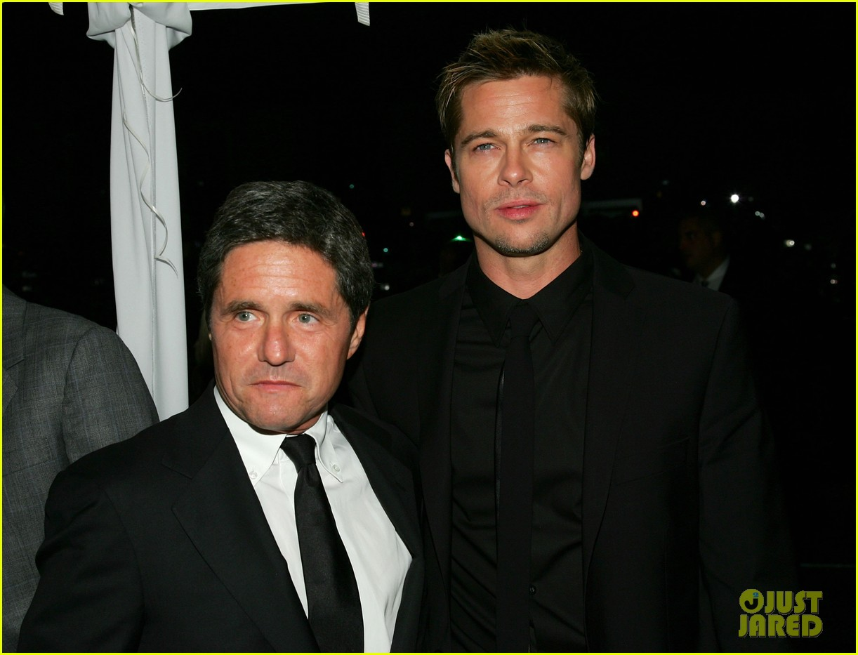 brad pitt plan b co founder brad grey part ways 013009284