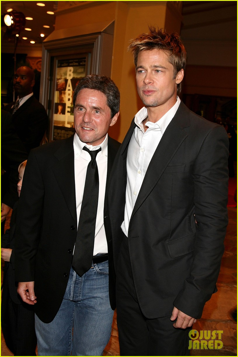 brad pitt plan b co founder brad grey part ways 023009285
