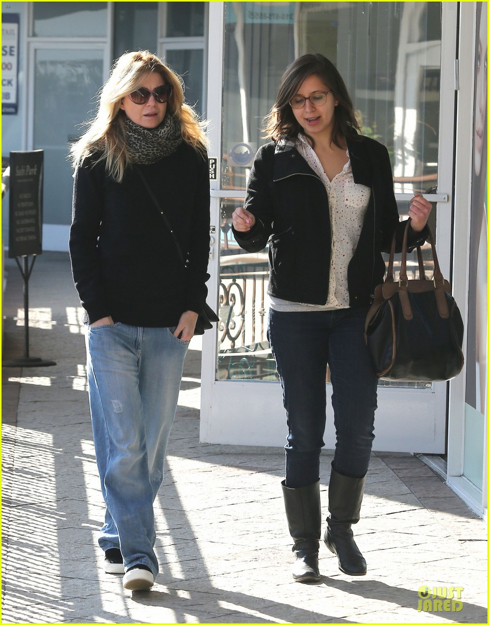 ellen pompeo chris ivery disney on ice with stella 10