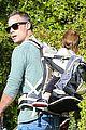freddie prinze jr walks the dog with son rocky 04